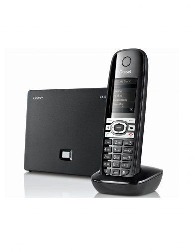 گوشی تلفن ویپ بیسیم C610A IP