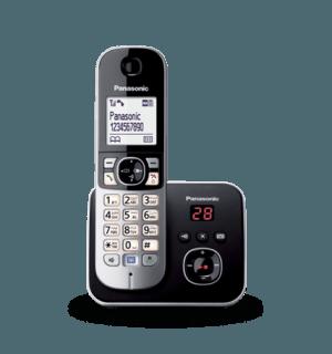 گوشی بیسیم پاناسونیک مدل 6821