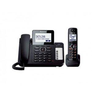تلفن-بیسیم-باسیم-مدل-kx-tg6671-