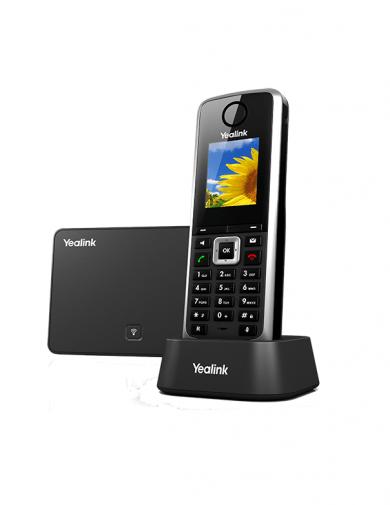 yealink-w52p-تلفن تحت شبکه