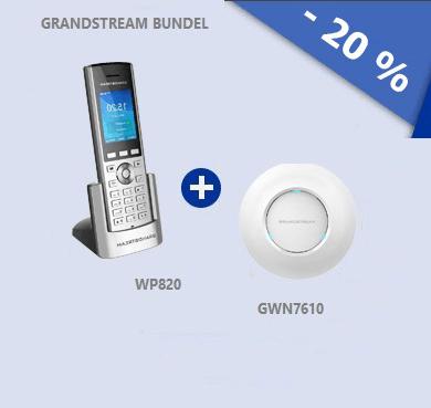 WP820 و GWN7610 فروش ویژه