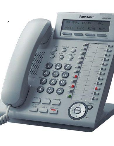 گوشی مدیریتی سانترال پاناسونیک دیجیتال DT333