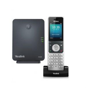 فروش W60P Yealink تلفن دکت IP
