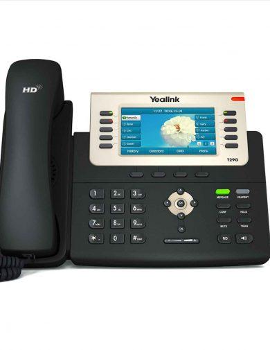 Yealink-SIP-T29G-گوشی تلفن