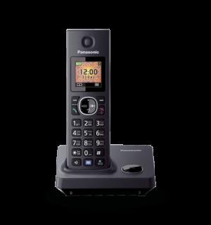 KX-TG7851 تلفن بیسیم بدون منشی و صفحه رنگی پاناسونیک