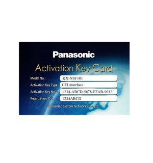فروش لایسنس CTI مدل KX-NSF101 برای سانترال NS500 | قیمت و خرید آنلاین