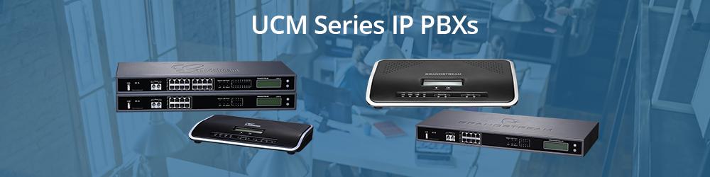 IP PBXs-UCM Series گرند استریم