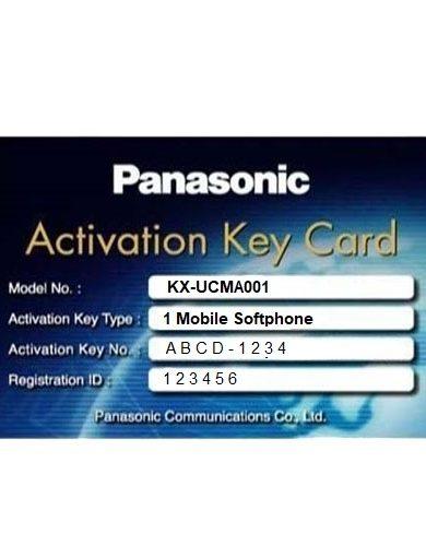 kx-ucma001 لایسنس پاناسونیک