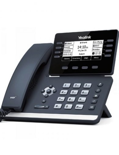 yealink-sip-t53w تلفن ویپ یالینک