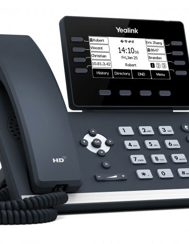 yealink-t53W گوشی مدیریتی یالینک