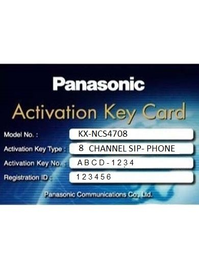 قیمت kx-NCS4708-لایسنس-پاناسونیک
