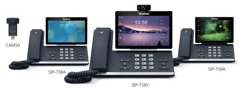 فروش تلفن YEALINK