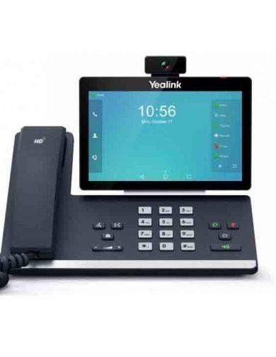 Yealink_t58v تلفن T58A