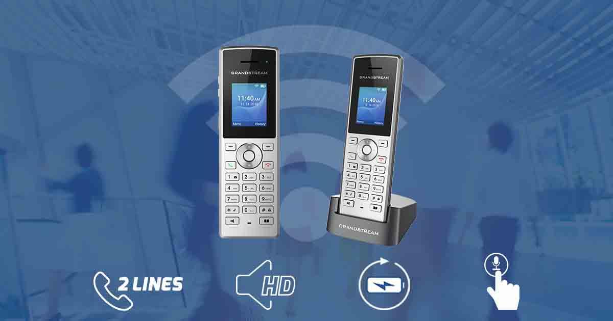 WP810 تلفن بیسیم WIFI