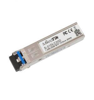 قیمت ماژول SFP میکروتیک S 31DLC20D 1