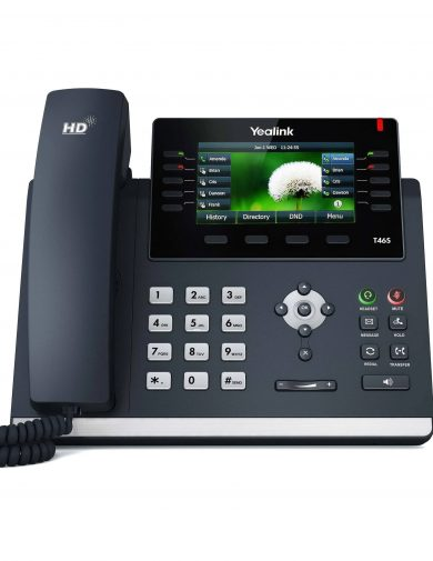 T46S-YEALINK IP PHONE هانتل