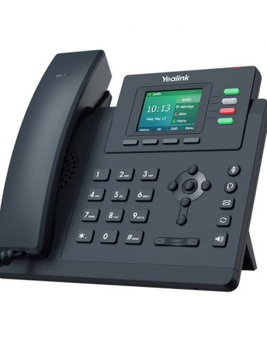t33G گوشی تلفن تحت شبکه یالینک